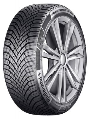 CONTINENTAL TS860 WINTER CONTACT, 205/55R16